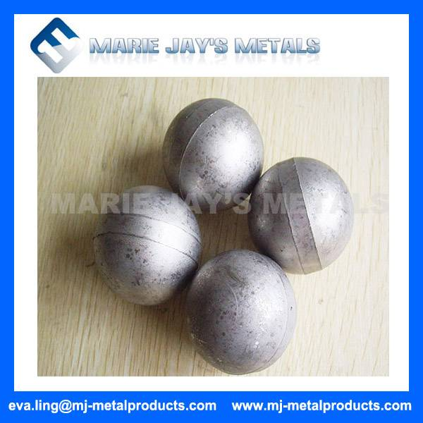 Semi-finished tungsten carbide balls