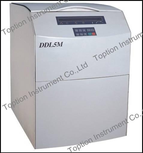 DDL5M Large Capacity Refrigerated Centrifuge