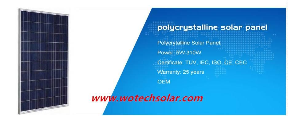 mono 200w solar panel high efficiency