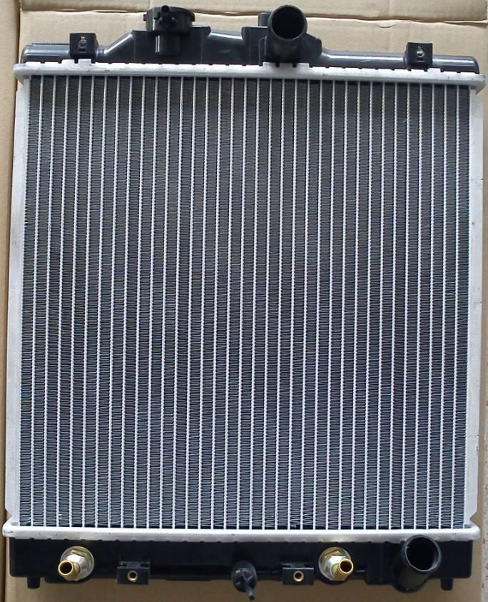 Honda Civic auto radiator 19010-P08-003/19010-P08-004