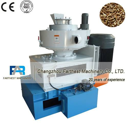 CE Approved Ring Die Grass Processing Pellet MIll