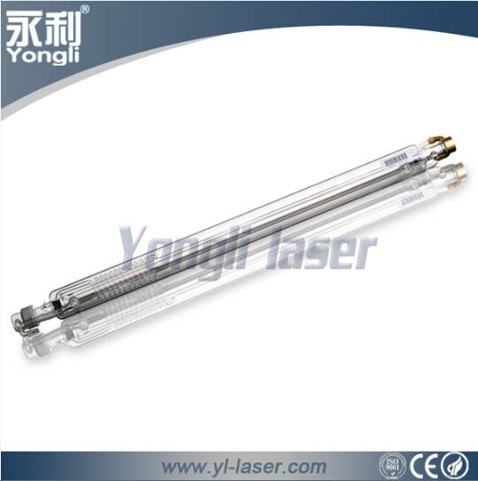 80W CO2 laser tube for laser cutting machines