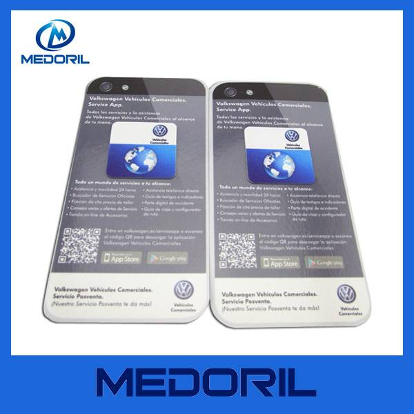 customized high quality mobile sticky screen cleaner
