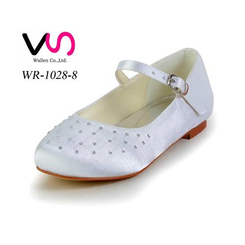 Communion kids shoe for wedding