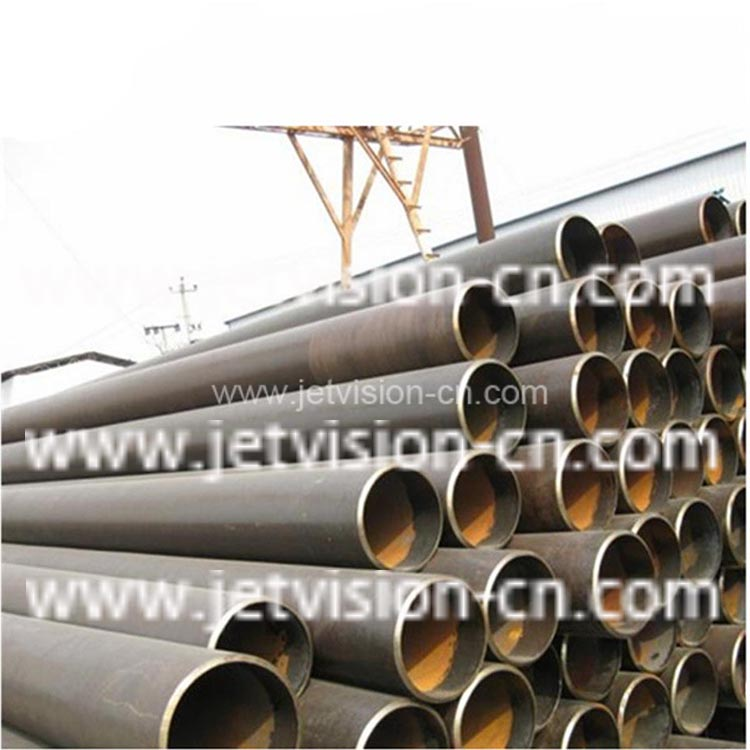 China Supplier Carbon Welded Steel Tube Welded Structure Pipe