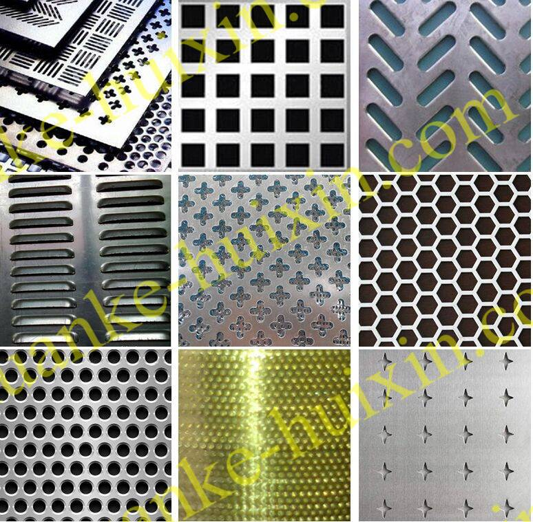 Stainless steel Perforated sheet /Carbon steel perforated metal /perforated plate|Construction mater