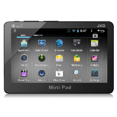 JXD S18 4.3 inch Tablet PC Android 4.0 Amlogic 8726 1GHz MiniPad
