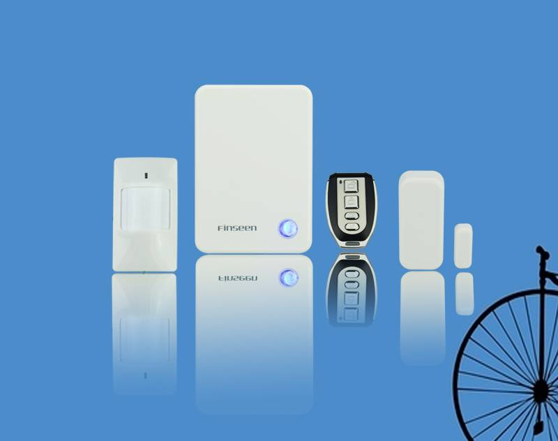 Home Automation System- Cloud IP Home Alarm System