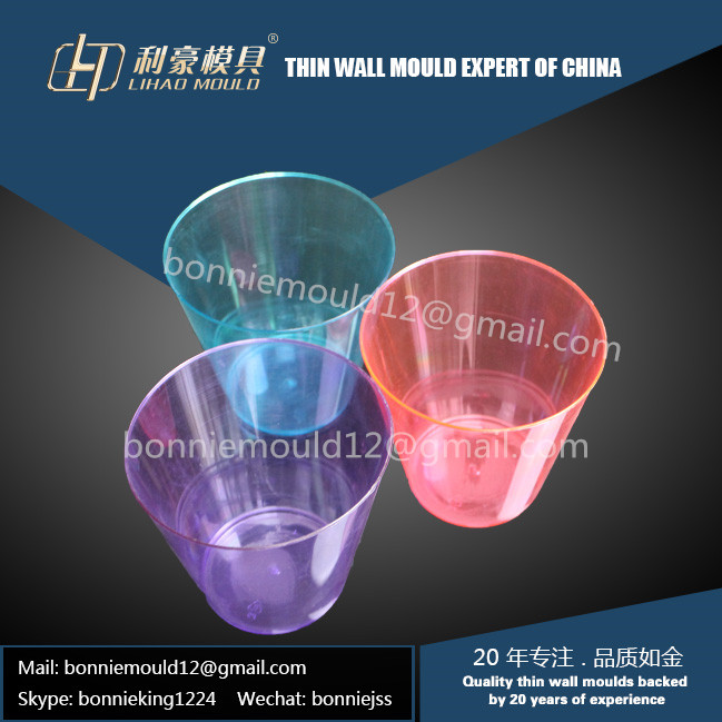 PS disposable cup mould expert