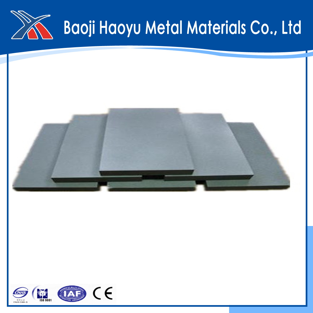 Gr2 ATSM B265 titanium sheet for medical industry