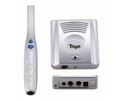 3.0 Mega Pixels 4 Channels Dental Intra Oral Camera 5mm-50mm Accumulation point VGA output