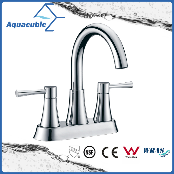 Bathroom brass upc popular lavatory taps faucet(AF3515-6)