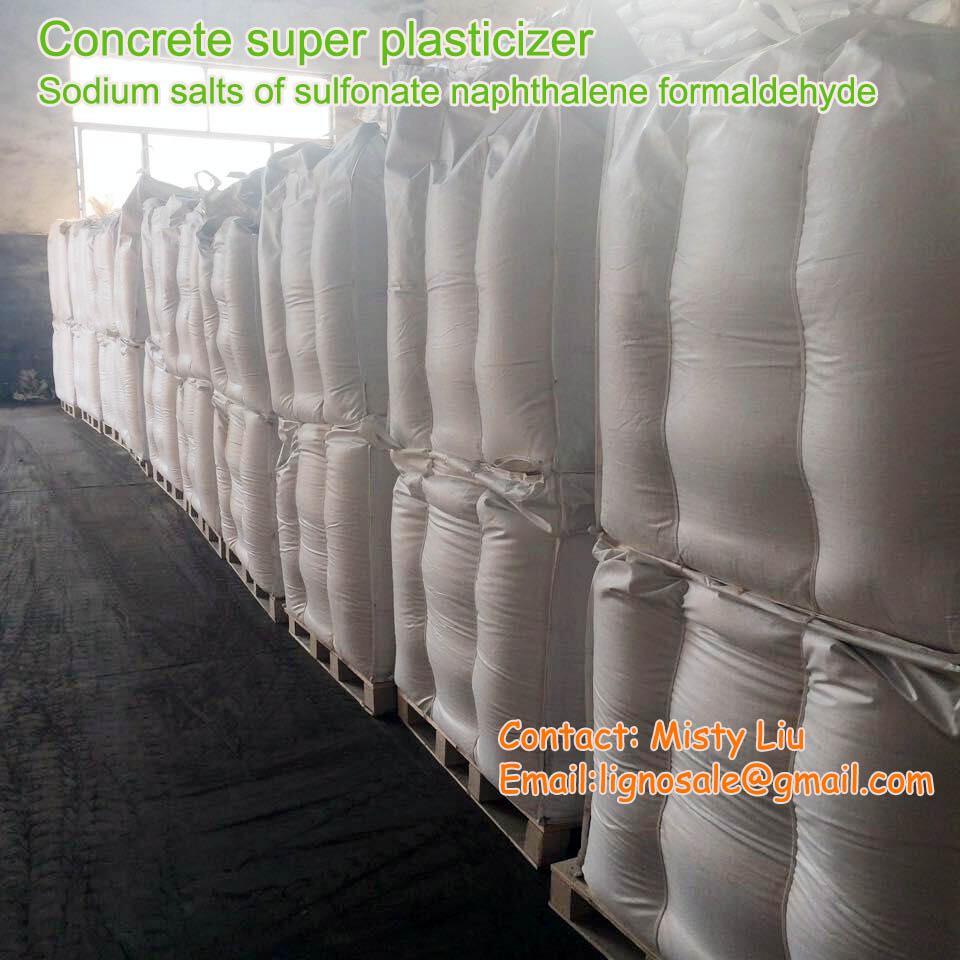 sodium salt of sulfonate naphthalene formaldehyde SNF