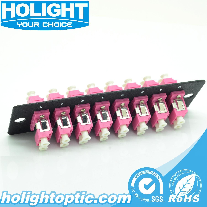LC Om4 Adaptor Panel