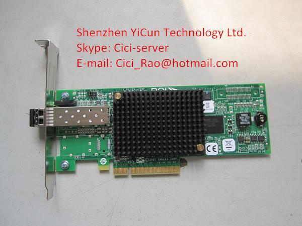 EMULEX LIGHTPULSE LPE1250 8Gb//s FIBRE CHANNEL PCI-E SINGLE CHANNEL HBA NEW