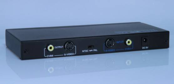 Multi-system PAL NTSC Digital Video Converter