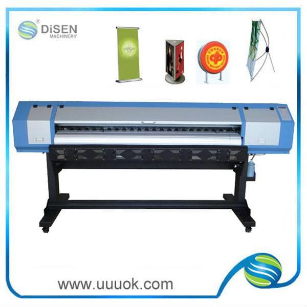 Eco solvent flatbed printer price