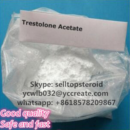 Raw steroid powder Trestolone acetate (MENT) for mucle building