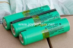Panasonic 3.7v NCR18650 3100mAh 18650 li-ion battery charger