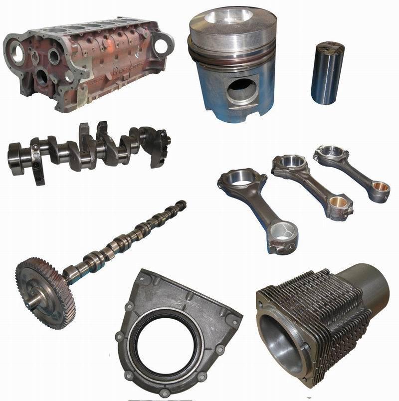 Parts for diesel engine