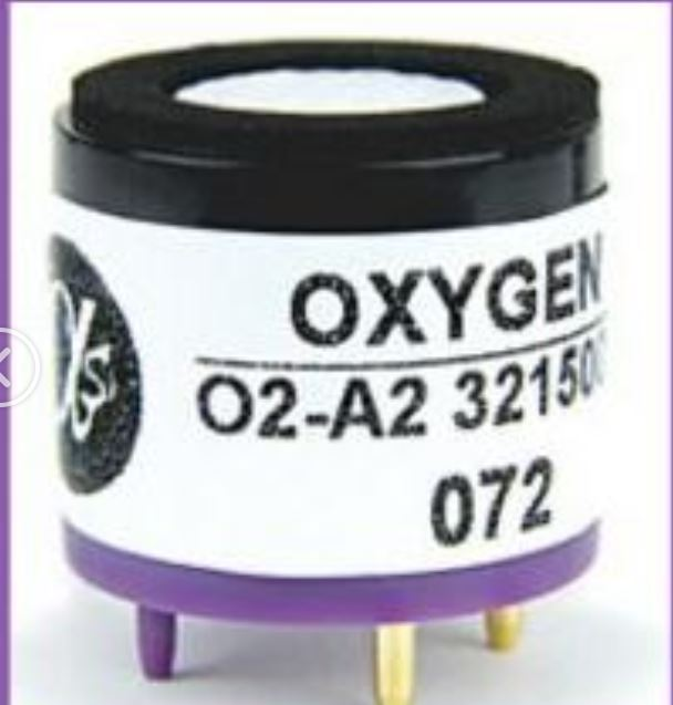 Electrochemical oxygen gas sensor O2-A2 for industrial O2 detect
