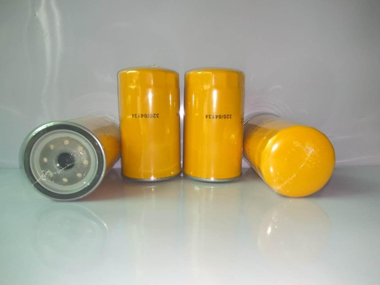 3DX Hot Sale JCB Oil Filter 320/04133 32004133 B7350 P502465 320/04133A 320/04134 W950/38