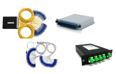 1×N & 2×N PLC Splitter