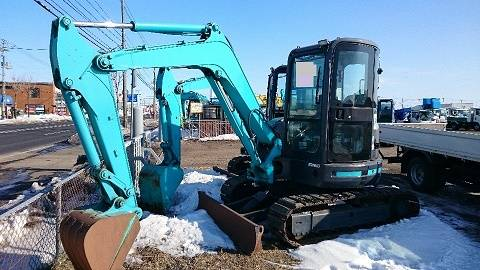 Used Kobelco SK40SR Mini Excavator (also PC50UU,PC30,CAT 301.5,305 VIO50 KH40,EX20,PC28UU,U30