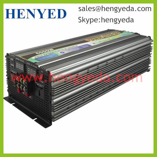 6000W 12000W Peak Modify Sine Wave Solar Power Inverter(HYD-6000W)