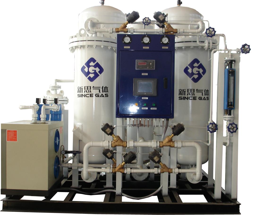 SGS / CE / ISO / SIRA Oil & Gas PSA Nitrogen Generator Package System