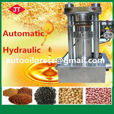 Best selling hydraulic automatic olive oil press machine