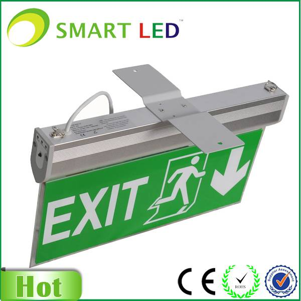 LED Running Man Exit Sign