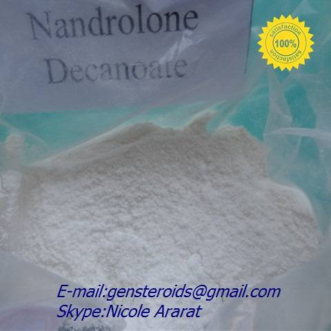 Nandrolone Decanoate Raw Steroids Powders CAS:360-70-3