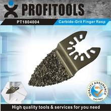 35MM Carbide-Grit Finger Rasp cutting blade