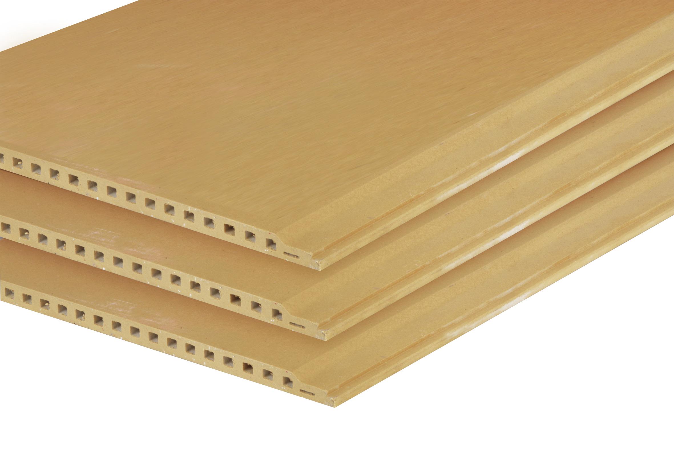 BNBM HOLLOW intensified fiber cement board/ siding--a new type of external decoration material