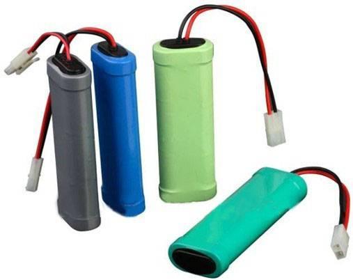 7.2V SC 1500mAh High Power NiMH Battery Packs