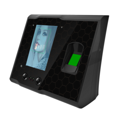 Face identification&fingerprint reader