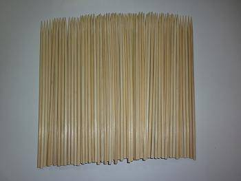 EXPORT BAMBOO SKEWERS WITH BEST PRICE