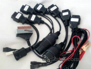 Autocom Car Cables