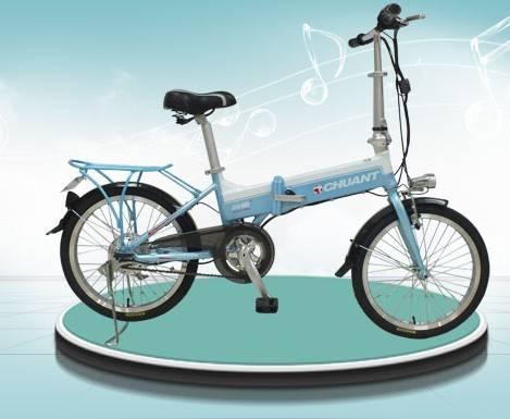 20'', 36V, CE, Folding Electric Bike with Alloy Frame LC-003Z