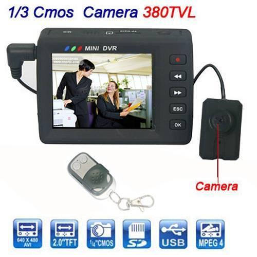 Mini pocket video DVR(ekape_1014)