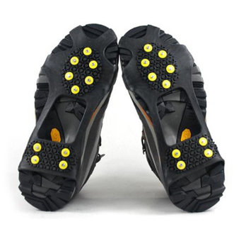 Snow Walking Anti-slip Rubber Shoes sole Magic Spike Ice Gripper