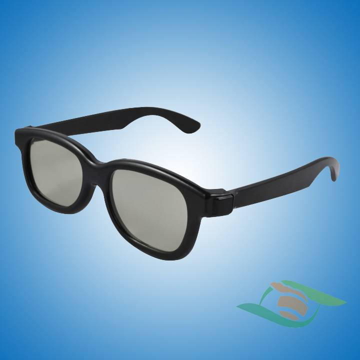 Good quality circular polarized 3d glasses