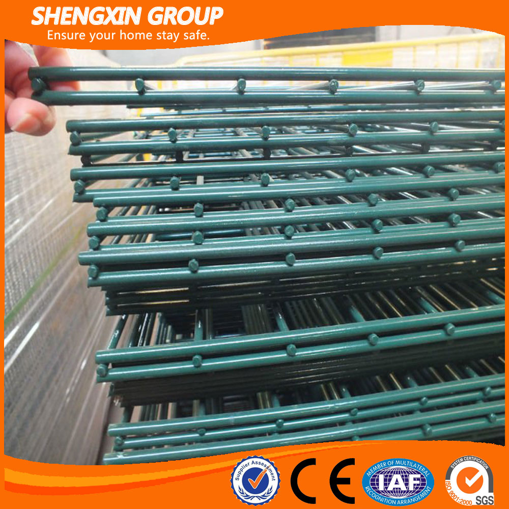 PVC Coated Double Wire Fence For Sale
