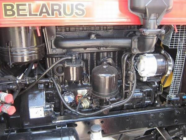 Full renovaited tractors MTZ-82 Belarus