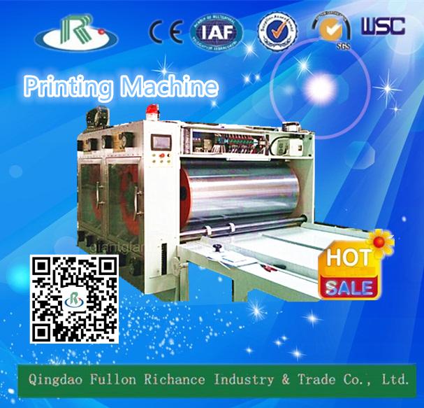 1 Series Water Ink Flexo Printing Machinery