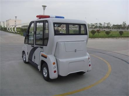 Falcon brand 4 seat electric utility vehicle