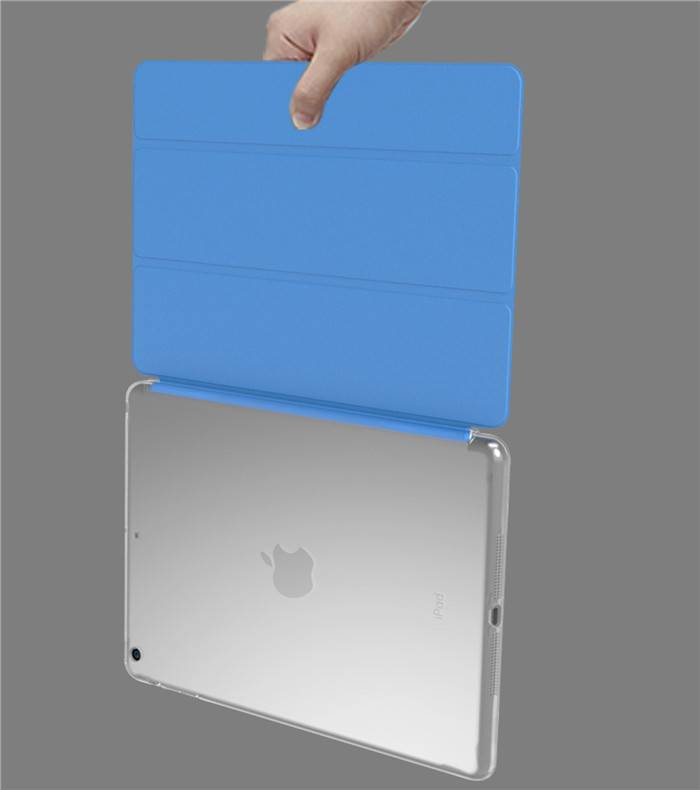 Super Thin Full Coverage PC Back cover For iPad Air