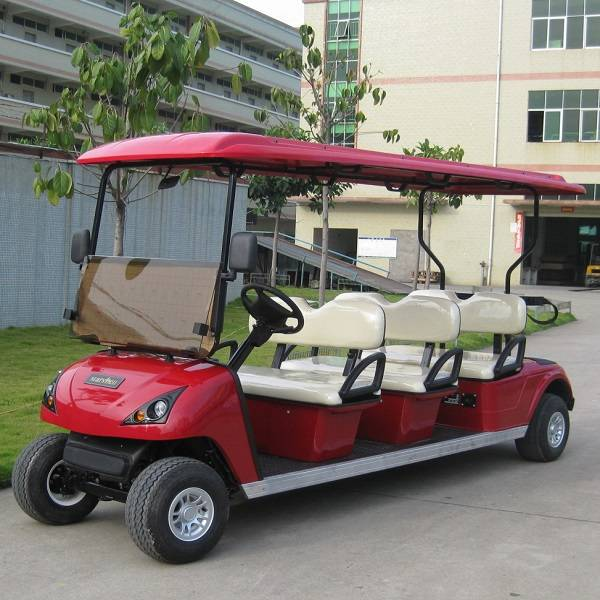 Marshell factory 6 seater electric golf buggy