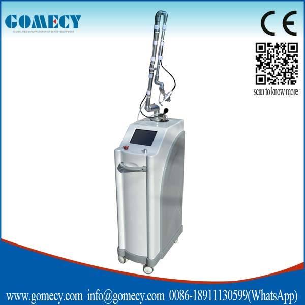 laser skin treatment laser co2 machine